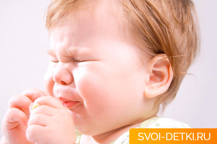 Опасен ли детский насморк?