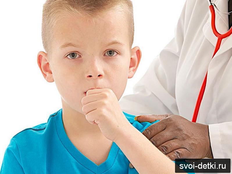 Как помочь ребенку при кашле