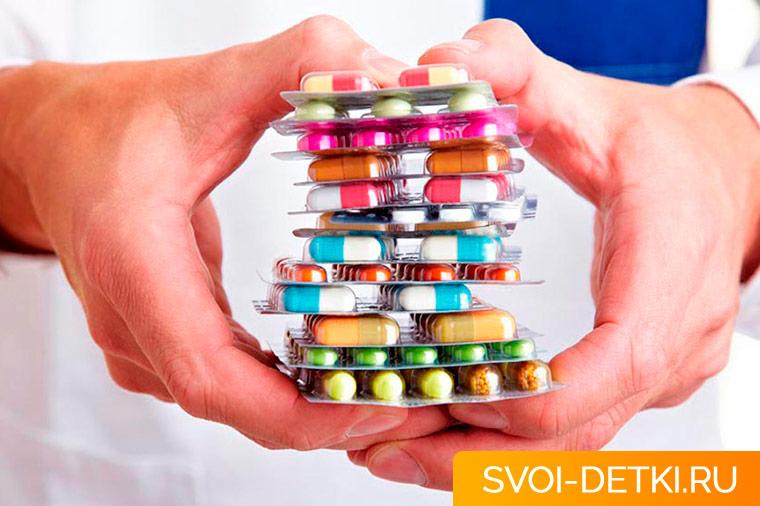 Как не навредить при лечении антибиотиками