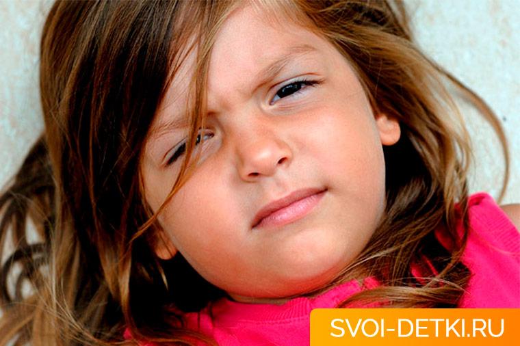 Тошнота у ребенка - основные причины