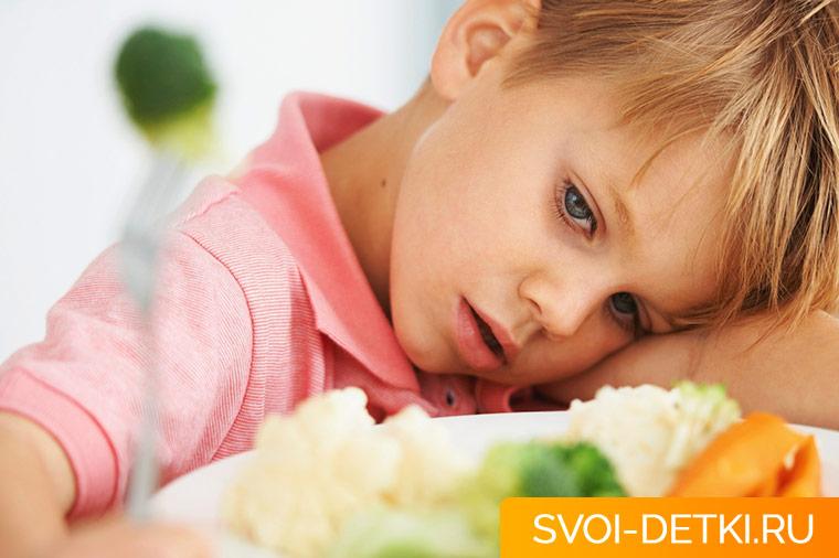 аллергия у ребенка. Диета при аллергии у ребенка