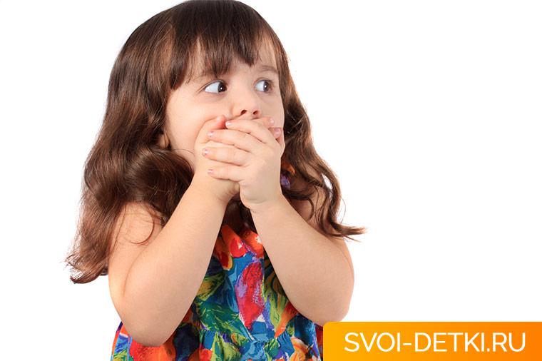 Причины детского страха перед стрижкой ногтей