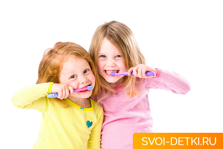 Принципы чистки зубов
