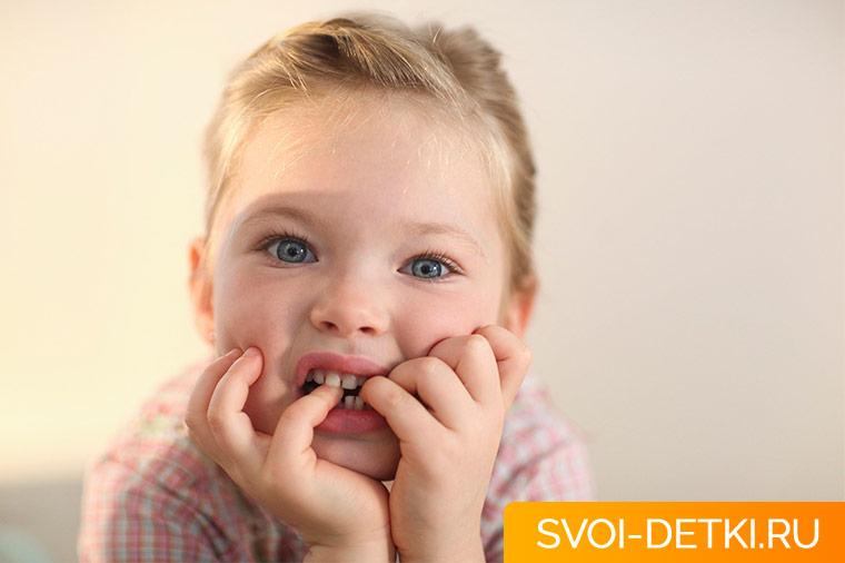 Как отучить ребенка грызть ногти - разбираемся в причинах и находим выход