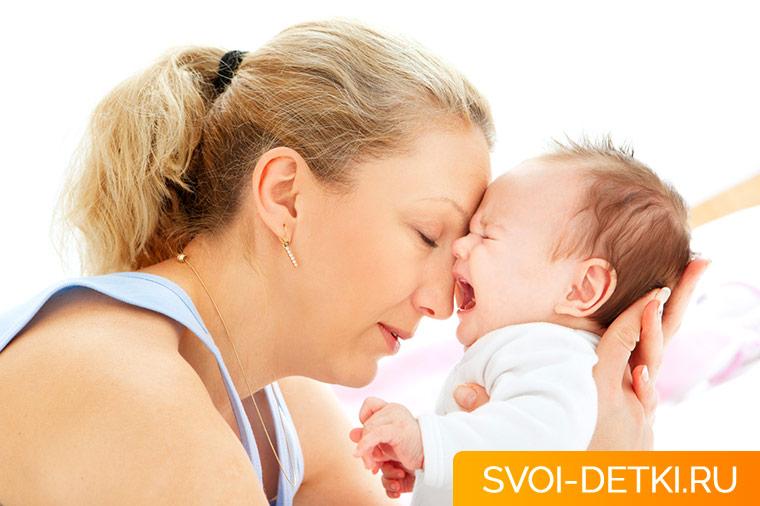 Почему у детей бывают кишечные колики