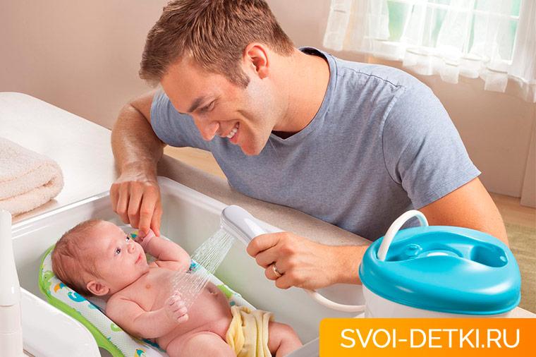 Что нужно для купания ребенка (новорожденного) - обязательный набор