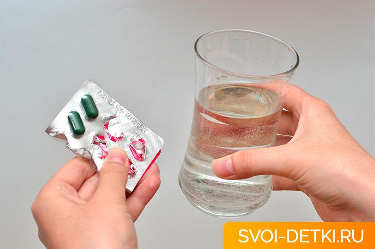 Препараты для увеличения лактации