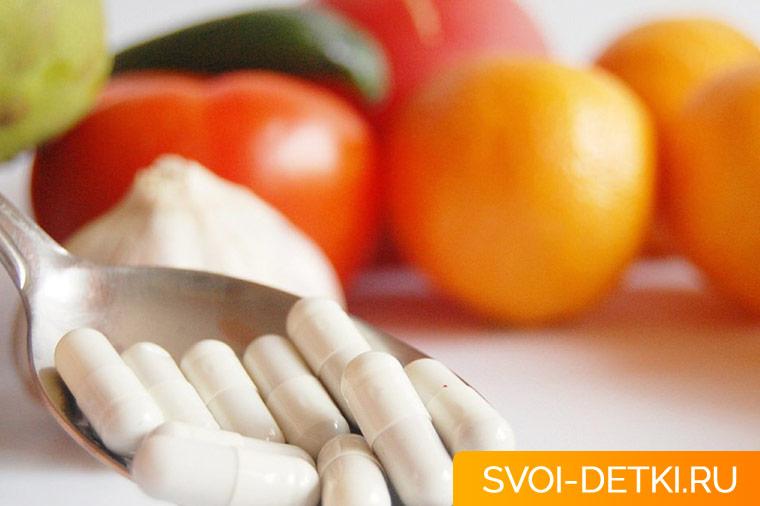 Как понять, что ребенку нужны витамины