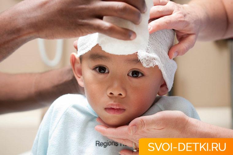 Сотрясение мозга у ребенка - как распознать и чем это грозит