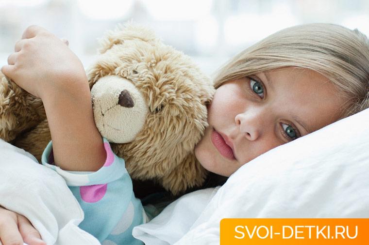 Что делать, если у ребенка фурункул - лечение