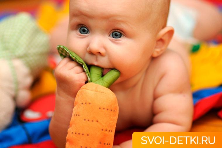 Чем полезен витамин А для детей
