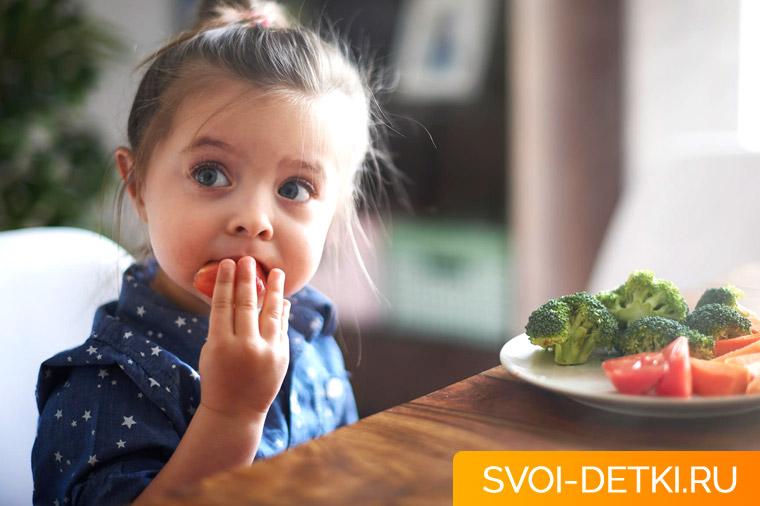 Ребенок не ест мясо - не опасно ли это для здоровья?