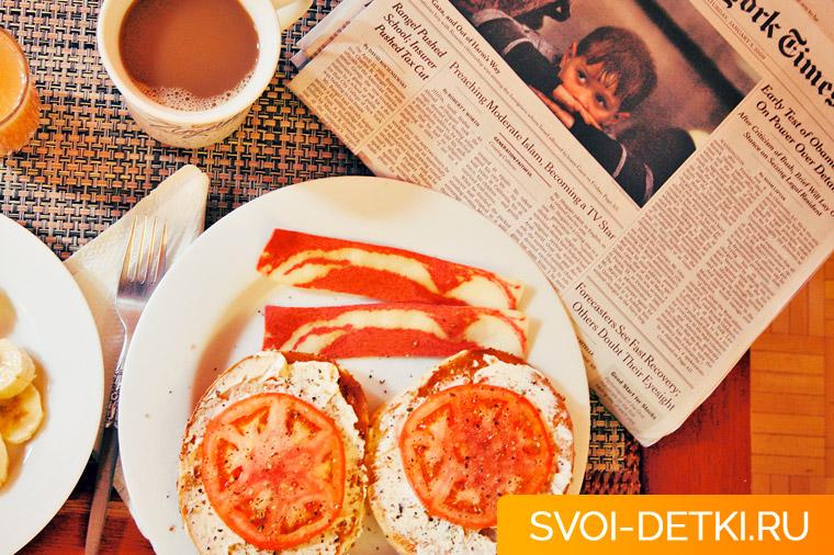 Завтрак перед школой - надо или нет?