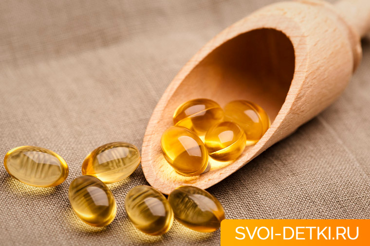 Роль витамина Е в здоровье ребенка - современные данные