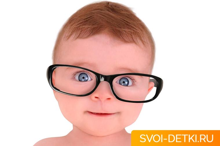 Близорукость у детей: признаки, основные причины, современные данные