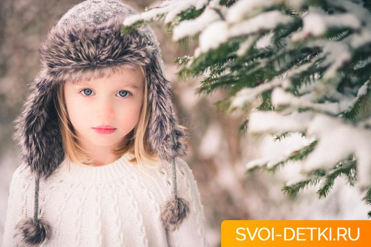 Отморожение - как помочь ребенку, что можно делать и что нельзя