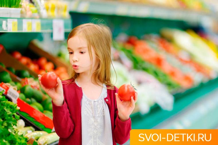Как приучить ребенка к овощам - советы для мам избирательных едоков