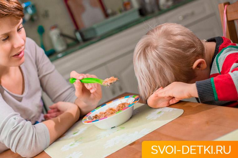 Как приучить ребенка к овощам, если он их не хочет