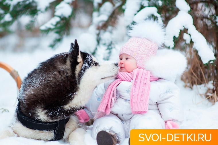 Как помочь ребенку при отморожении