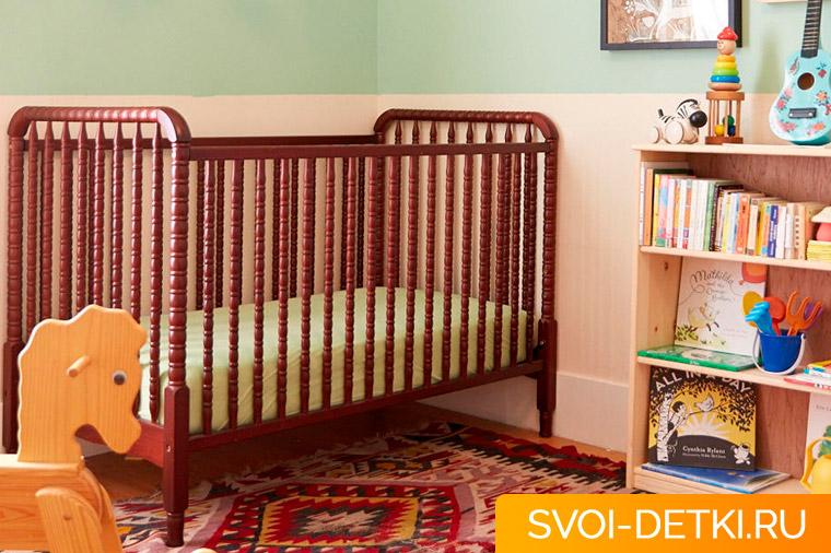 комната для новорожденного - советы по обустройству детской