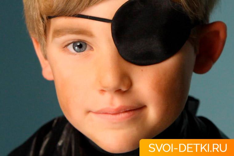 Травмы глаз у детей: первая помощь при повреждениях