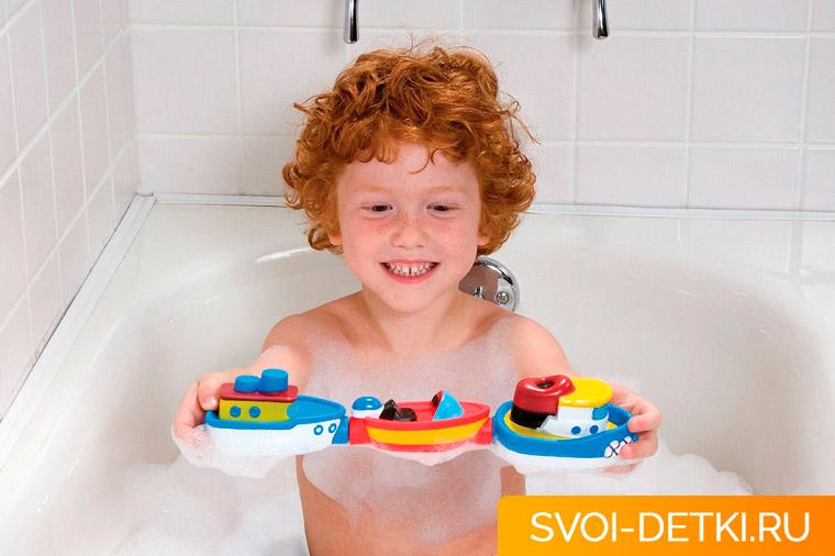 Ребенок не хочет купаться: причины и способы решения ситуации