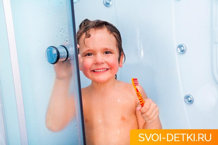 Как приучить ребенка купаться - частые ошибки