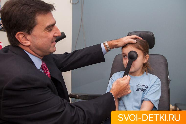 Косоглазие у детей: причины, лечение, прогнозы