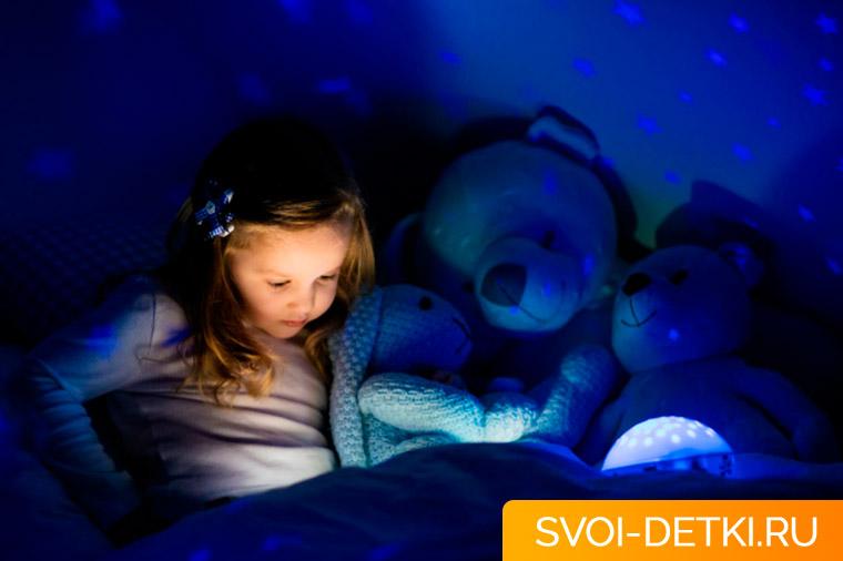 Как приучить ребенка спать в отдельной комнате