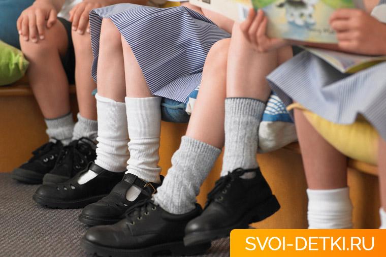 Какой должна быть детская обувь - главные требования