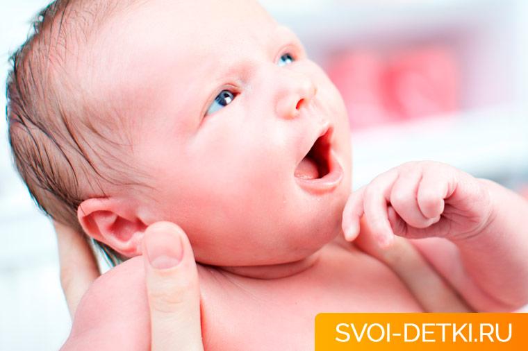Если ребенок родился с зубами