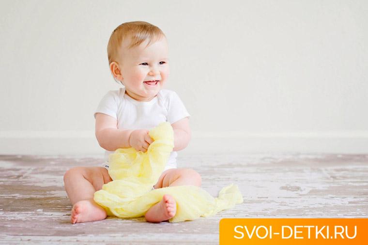 Развитие ребенка 1 год: что должен уметь ребенок