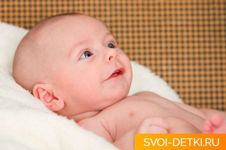 Развитие ребенка 2 месяца: что должен уметь ребенок