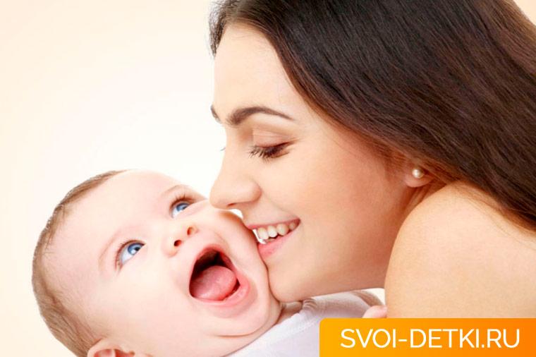 Что делать, если ребенок родился с зубом