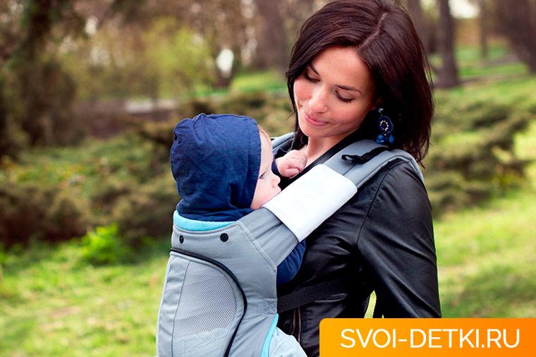 Как правильно носить эрго-рюкзак: основные правила, типичные ошибки