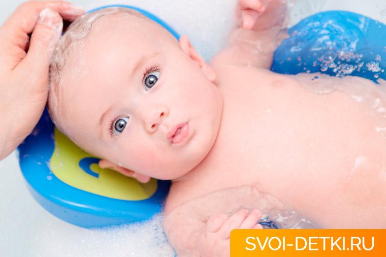Как мыть ванну перед купанием ребенка: безопасная обработка