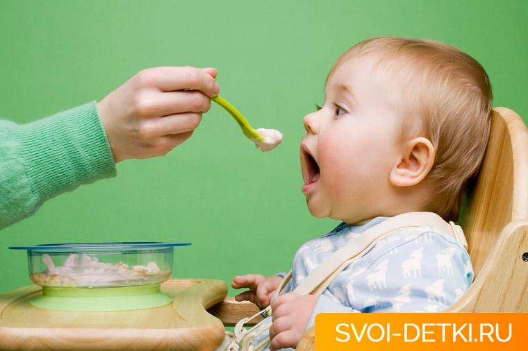 Что делать, если ребенок отказывается от прикорма